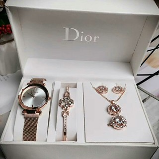 DIOR 高級腕時計 メンズ高品質 バングル 指輪 腕時計 ネックレス ピアス