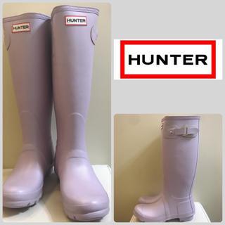 ハンター(HUNTER)のハンター オリジナルトール パステルパープル(レインブーツ/長靴)
