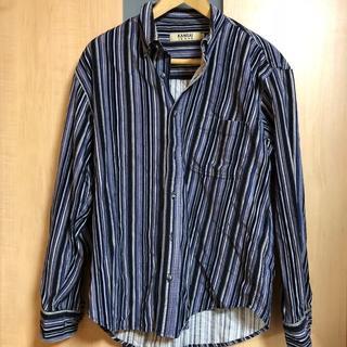 カンサイヤマモト(Kansai Yamamoto)の[90's] KANSAI JEANS コーデュロイ マルチストライプシャツ(シャツ)