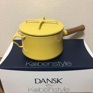 ダンスク(DANSK)のDANSK 片手鍋 18cm(鍋/フライパン)