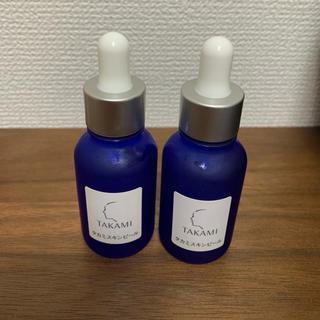 タカミ(TAKAMI)のタカミスキンピール 30ml 空瓶(美容液)