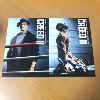クリード CREED ポストカード(洋画)