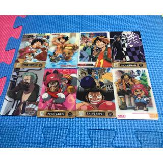バンダイ(BANDAI)のONE PIECE カード BANDAI(カード)