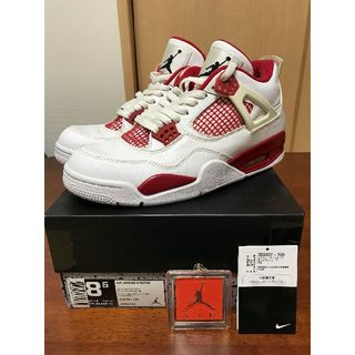 NIKE - NIKE AIR JORDAN 4 RETRO Alternate 89