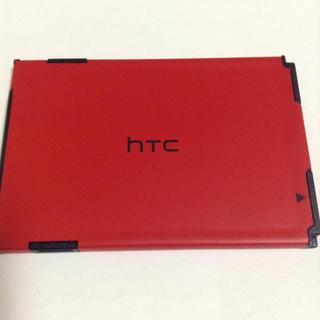 ハリウッドトレーディングカンパニー(HTC)のHTC EVO WiMAX ISW11HT 電池パック au純正(バッテリー/充電器)