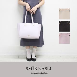 サミールナスリ(SMIR NASLI)の【新品未使用】サミールナスリ トートバッグ(トートバッグ)