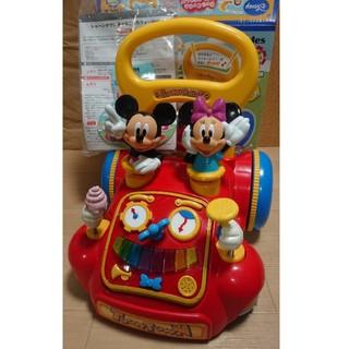 ディズニー(Disney)のあっちこっちウォーカー(手押し車/カタカタ)