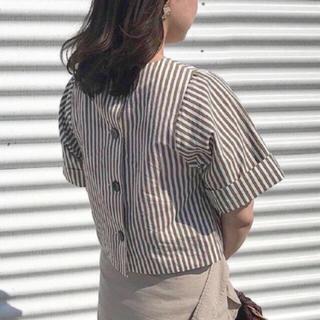 デミルクスビームス(Demi-Luxe BEAMS)のnana様専用*2/25まで(シャツ/ブラウス(半袖/袖なし))