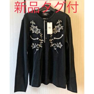 ダブルアールエル(RRL)のRRL RALPH LAUREN ワンダイレクション歌手着用 M(Tシャツ/カットソー(七分/長袖))