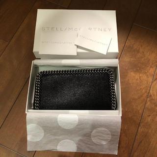 ステラマッカートニー(Stella McCartney)の☆新品☆ステラマッカートニー ファラベラ ブラック(財布)