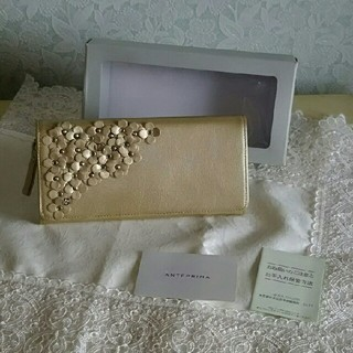 アンテプリマ(ANTEPRIMA)の◇新品◇アンテプリマ  長財布(財布)