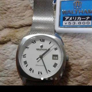 ウォルサム(Waltham)のウォルサム アメリカーナ  新品  未使用(腕時計(アナログ))