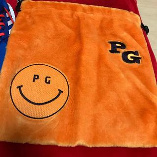 パーリーゲイツ(PEARLY GATES)の新品。希少。パーリーゲイツ、多目的袋。(バッグ)