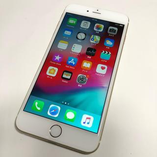 Apple - 【店頭展示機 美品】au iPhone6Plusゴールド 16G 大画面