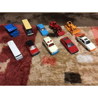 トミー(TOMMY)のトミカ 10台まとめ売り 日本製(ミニカー)