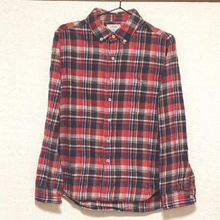カトー(KATO`)のKATO' BASIC カトーベーシック ネルシャツ(シャツ)