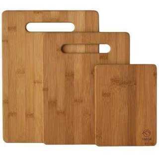 ☆軽量・便利☆まな板 3点セット 竹製 カッティングボード