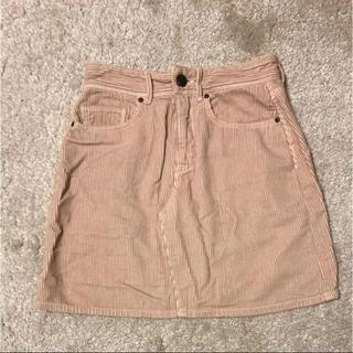 セポ(CEPO)のコーデュロイスカート(ひざ丈スカート)