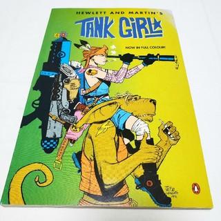 Gorillaz Jamie Hewlett TANK GIRL 1(アメコミ/海外作品)