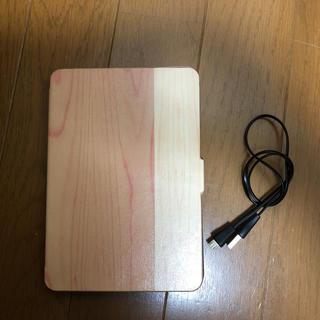 kindle カバー付き(電子ブックリーダー)