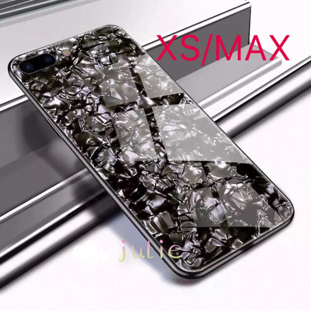 iphone7 tpu | iPhone ケース iPhone XS MAX 黑鏡面  シンプル人気の通販 by julie's shop|ラクマ