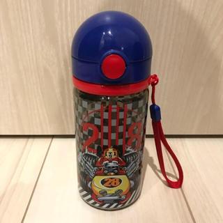 ディズニー(Disney)の☆ミッキーストローボトル 新品未使用☆(水筒)