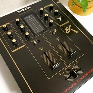 パナソニック(Panasonic)の美品 Technics SH-EX1200/ミキサー/テクニクス/ターンテーブル(DJミキサー)