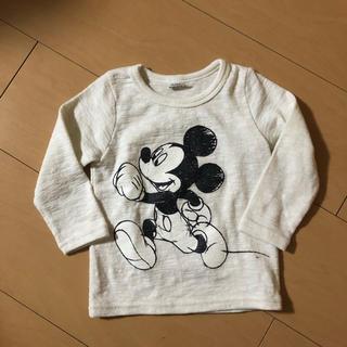 ディズニー(Disney)のミッキーロンT(Tシャツ/カットソー)