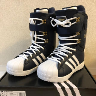 アディダス(adidas)の新品 未使用 アディダス スノーボード スノボー ブーツ 27.5 cm(ブーツ)