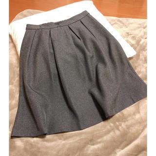 インデックス(INDEX)のindex 膝丈スカート(ひざ丈スカート)