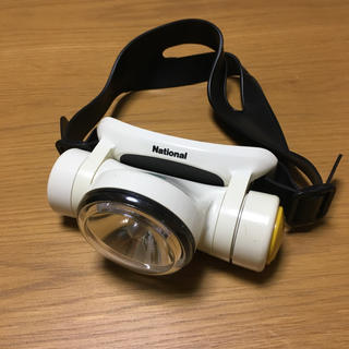 パナソニック(Panasonic)のヘッドランプ(ライト/ランタン)