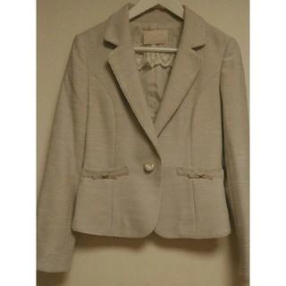 エニィスィス(anySiS)のジャケット レディース anysis フォーマル(テーラードジャケット)