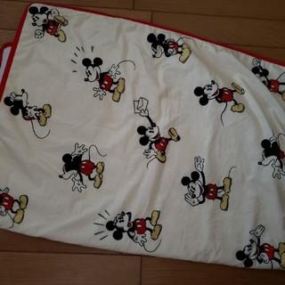 ディズニー(Disney)のディズニー ミッキー ブランケット(おくるみ/ブランケット)