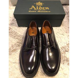オールデン(Alden)のALDEN オールデン コードバン 990 9D バーガンディ プレーントゥ(ドレス/ビジネス)
