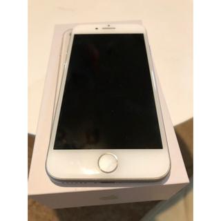 iPhone - IPhone 8 64GB シルバー 美品 ドコモ SIMロック解除済