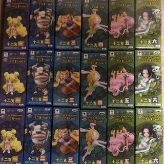 バンプレスト(BANPRESTO)のONE PIECE ワールドコレクタブルフィギュア(アニメ/ゲーム)