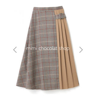 MURUA - チェックデザインスカート