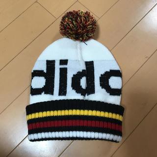 アディダス(adidas)のニット帽 adidas(ニット帽/ビーニー)
