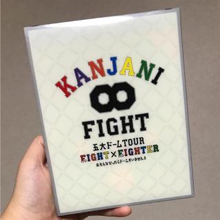 カンジャニエイト(関ジャニ∞)の関ジャニ∞ EE魂 初回限定盤Blu-ray(アイドルグッズ)