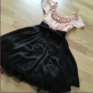 エルディープライム(LD prime)の美品 パーティドレス(その他ドレス)