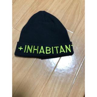 インハビダント(inhabitant)のinhabitant ニット帽(その他)