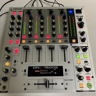 デノン(DENON)の【高音質】DENON DN-X1500S DJミキサー (DJミキサー)