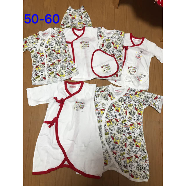 aa0dba28064b3 SNOOPY - 新生児肌着 靴下 16点セット スヌーピー の通販 by ♡ s shop ...