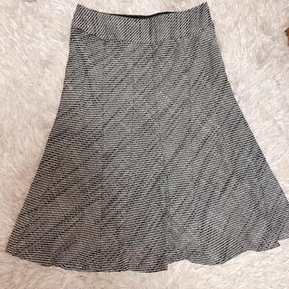 エニィスィス(anySiS)のanysis♡ツイードスカート(ひざ丈スカート)