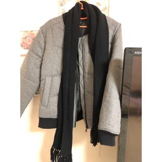 セマンティックデザイン(semantic design)のジャケット xl 新品 試着のみ 今季 セマンティックデザイン(ダウンジャケット)