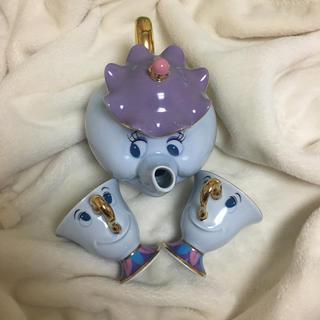 Disney - ディズニー ポット夫人 チップ