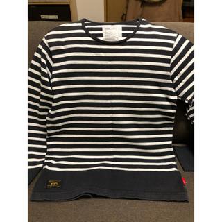 ダブルタップス(W)taps)のWTAPS  バスクTシャツ(Tシャツ/カットソー(七分/長袖))