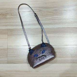 アナスイミニ(ANNA SUI mini)のアナスイミニ ネコちゃんショルダーバッグ(ポシェット)