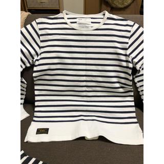 ダブルタップス(W)taps)のWTAPS  バスクTシャツ 白 S(Tシャツ/カットソー(七分/長袖))