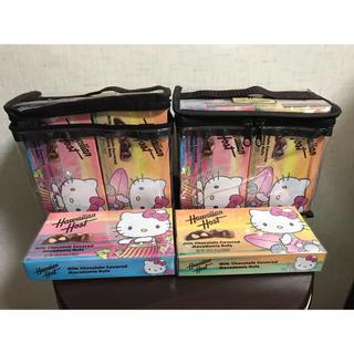 ハローキティ(ハローキティ)のハローキティーパッケージ チョコレート 12箱(菓子/デザート)